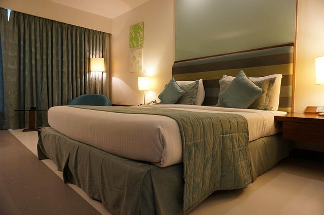 pokoj v hotelu