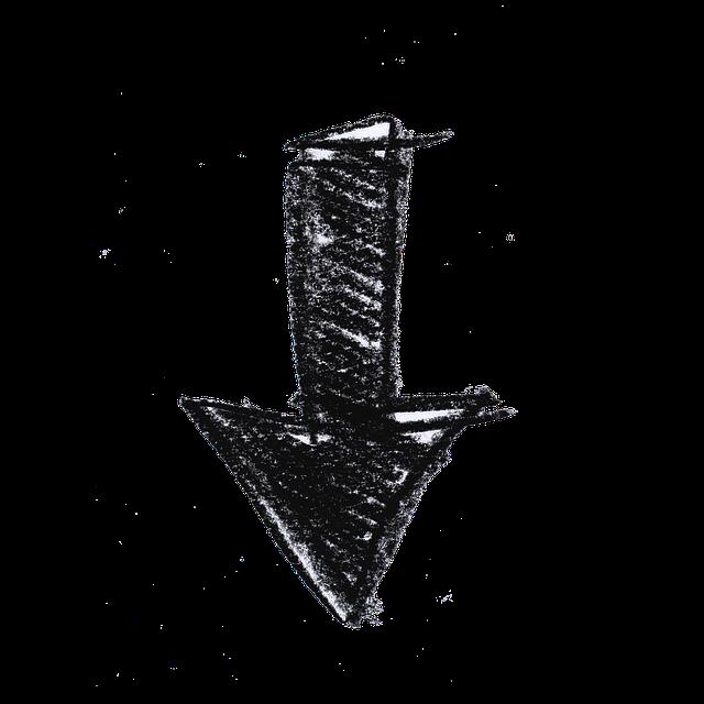 ikonka šipky směřující dolů
